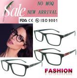 도매 안경알은 형식 적나라한 유리 이탈리아 Eyewear 새로운 형식 Eyewear 프레임을 짜맞춘다