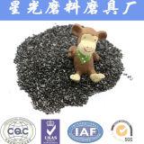 탄소 첨가물에 의하여 태워서 석회로 만들어지는 무연탄 석탄