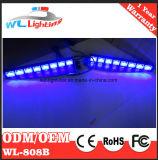48 Visor LED de aviso de emergência na barra de luz de fixação do grupo (Âmbar)