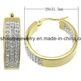De Juwelen van de Oorring van het Roestvrij staal van de Nagel van het Oor van de Juwelen van het Lichaam van de manier (ERS6939)