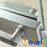Poignée de porte en aluminium de haute qualité pour porte coulissante en verre intérieur