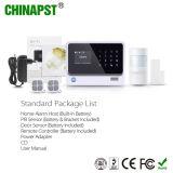 Instalação Inteligente mais quente Home Burglar Wireless WiFi Alarm System (PST-G90B)