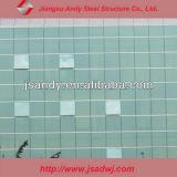 Preço de vidro estrutural pré-fabricado da parede de cortina para 2017