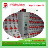 Batterie d'accumulateurs Ni-CD cadmium-nickel de longue vie 40ah pour la locomotive