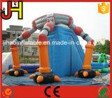 Скольжение популярного поставщика конструкции 2017 профессионального гигантское раздувное, гигантское раздувное скольжение воды