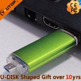 Mémoire Flash promotionnelle des cadeaux OTG USB3.0 (YT-1201-07)