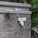 Luz de rua solar do projector da iluminação do jardim da lâmpada IP65 do diodo emissor de luz