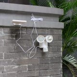 LED 태양 램프 IP65 정원 점화 스포트라이트 가로등