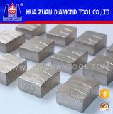 Het Segment van de diamant voor Scherp Graniet 3500mm het Blad van de Zaag