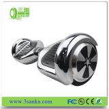 신식 Electroplated 지능적인 2개의 바퀴 스쿠터 전기 크롬 스쿠터