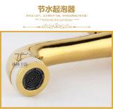 Смеситель тазика нового нефрита ручки Zf-704 конструкции одиночного латунный