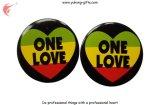 2016 insignia personalizada de la lata del botón para los regalos de la promoción (YH-TB003)