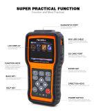 Foxwell Nt500 VAG Scanner Ferramentas de verificação de diagnóstico Obdii Todos os sistemas, incluindo airbag do motor ABS a / T OBD2 Car