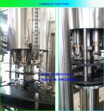 자동적인 유리병 탄화된 음료 충전물 기계
