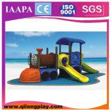 Unterschiedlicher Arten-Thema-Spielplatz-im Freienplättchen (QL--059)