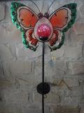 Gardem Polyresin Butterfly Escultura e Decoração (JO4)