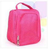 Espesamiento de Alta Capacidad Waterproof Wash Gargle Bag Bolsa de cosmética