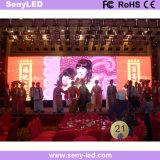 Farbenreiche Innen-LED-Mietbildschirmanzeige