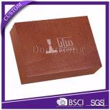 L'empaquetage de Donghong font tout le genre de la boîte-cadeau en bois