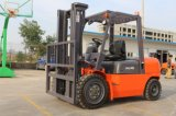 Diesel van China 4ton Automatische Vorkheftruck met Isuzu Motor 4jg2, het Opheffen van 3000mm Hoogte, zeer Goede Prijs Af fabriek