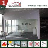 Barraca de vidro clássica elevada para a mostra de carro provisória ao ar livre