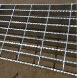 [غلفنزيد] أرضية من ممشى قضيب يشرشر فولاذ حاجز مشبّك