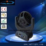 DJ装置36X18Wの紫外線ズームレンズの洗浄LED RGBWA紫外線移動ヘッドライト6in1 LEDカラー洗浄ズームレンズの移動ヘッド