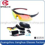 Myopia marco insertar gafas de esquí 5 lentes de rotura inquebrantable ciclo gafas de sol Hikking alta prescripción polarizada anti UV400 gafas