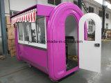 Передвижные тележки торгового автомата хота-дога