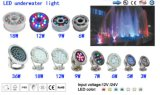 Indicatori luminosi subacquei del bacino dell'indicatore luminoso IP68 12W LED del raggruppamento del LED per la piscina