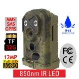 12 mp HD per la macchina fotografica del gioco di caccia della macchina fotografica della fauna selvatica della macchina fotografica 1080P della traccia