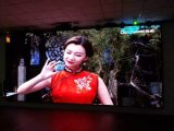 Display de LED de vídeo de aluguel ao ar livre de alta definição de 4,81 mm suspenso em truss for events (P4.8 / P5)