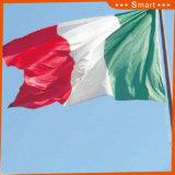 Feito sob encomenda Waterproof e o modelo no. da bandeira nacional de Italy da bandeira nacional de Sunproof: NF-017