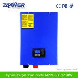 Inversor híbrido al por mayor 3000W con el regulador de la carga de MPPT