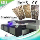 세라믹을%s 대리석 또는 화강암 짜임새 UV 평상형 트레일러 인쇄 기계 아크릴 또는 돌