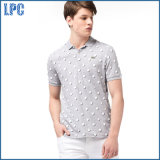 OEM Brand New Design Absorber Sweat Pollka Dots Polo imprimé