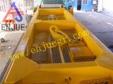 Halb automatischer Behälter-anhebender Spreizer-Träger-Behälter-anhebender Rahmen