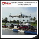 Line Array Speaker Truss 8meter High Truss Stand