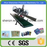 Bolso de papel del cemento de SGS que hace la máquina Máquina de los bolsos de empaquetado del cemento