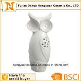 Gufo di ceramica di vendita diretta della fabbrica per la decorazione domestica