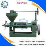 Tipo imprensa do parafuso de petróleo do feijão de soja do farelo de arroz