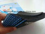 Выдвиженческий напечатанный коврик для мыши ЕВА циновки мыши компьютера логоса