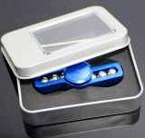 손 싱숭생숭함 방적공 최신 판매 손가락 끝 자이로스코프 LED