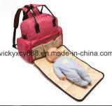De calidad superior del hombro bebé doble Organizador de la momia del pañal Mochila (CY3637)