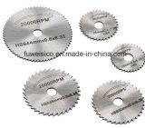 Marca de fábrica HSS del corte del sostenido que raja las sierras para para corte de metales.