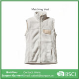 新しいデザイン流行の先端を行く女性の二重側面の羊毛のジャケット