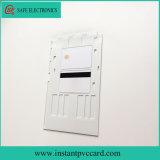 Impresora blanca de Epson R260 de la bandeja de tarjeta del PVC del plástico