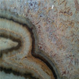 Precio de la losa del mármol de Onyx del brit3anico de la decoración interior del alto grado para el hogar