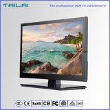 15.6インチLEDのバックライトのワイドスクリーンHD LED TVのセリウムのCB