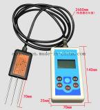 Instrument de test d'humidité de saleté de Digitals